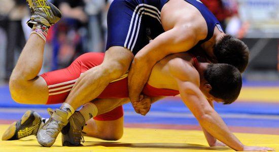Lucha Olímpica Grecorromana 2