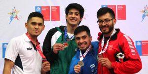 Bruno Gutiérrez: el deportista y futuro abogado que sueña con los Juegos Olímpicos