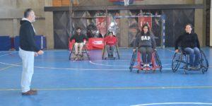 U. Autónoma y Mindep realizan capacitación en deporte adaptado y paralímpico