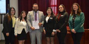 Centros de Alumnos asumen rol de liderazgo y participación en Talca
