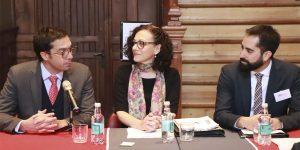 Congreso de Regulación y Consumo reunió a destacados académicos internacionales