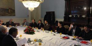 ICHEM trabaja con Bancadas Regionalistas del Congreso para apoyar la descentralización