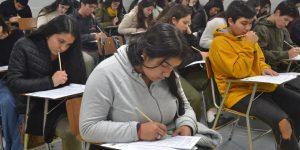Exitoso primer ensayo de la PSU en Talca