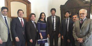 Ministro de Ciencia y vicerrectores analizan aporte de los investigadores de las U. privadas al desarrollo país