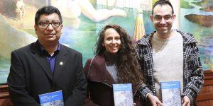 Investigadora de la Universidad Autónoma presenta libro Diálogos: Investigación y Sociedad
