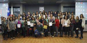 Relaciones Públicas capacitó a más de 50 mujeres del programa Jefas de Hogar