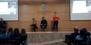Estudiantes de Psicología y Terapia Ocupacional reflexionaron sobre la diversidad sexual