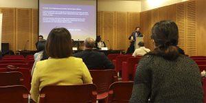 Derecho de la Autónoma y Universidad Católica realizaron seminario de Sobreendeudamiento