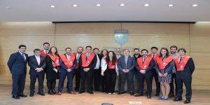 Con gran orgullo la U. Autónoma titula a nuevos especialistas odontológicos