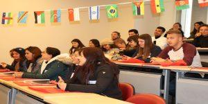 Universidad Autónoma da la bienvenida a alumnos de intercambio
