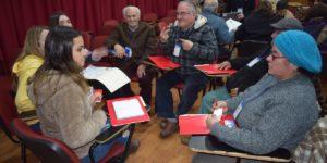 Facultad de Ciencias Sociales y Humanidades inicia trabajo integral con adultos mayores a través de Cabildo Ciudadano