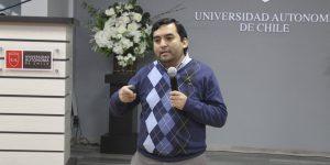 Seminario reúne por primera vez a ingenierías civiles de U.Autónoma y Ufro