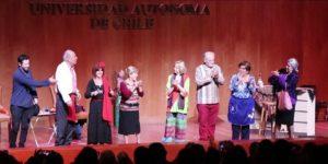 Exitosa presentación del Club de Teatro Jorge Boudon de Providencia