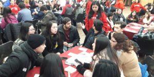 Un centenar de estudiantes participó en la Escuela de Tutores y Ayudantes