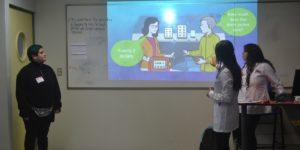 Pedagogía en Inglés realiza cursos para mejorar nivel de idioma de estudiantes de básica y media
