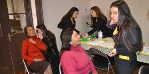 Estudiantes de la U. Autónoma realizaron más de 60 atenciones médicas en operativo social