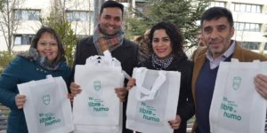 Universidad Autónoma se convierte en la primera casa de estudios libre de humo en la Región del Maule