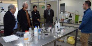Nuevo rector de la Universidad Autónoma de Chile realiza visita a la sede Talca