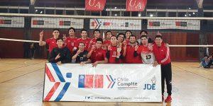 U. Autónoma vuelve a quedarse con el título del voleibol universitario regional