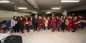 Docente de Obstetricia participó en conversatorios internacionales en Paraguay