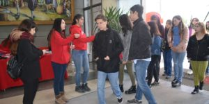 U. Autónoma realiza segundo ensayo masivo de la PSU en Talca