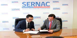 Universidad Autónoma suscribe convenio de colaboración con el Sernac
