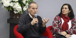 """Ivan Zamudio: """"Lo único que pedimos es respeto a las personas con los mismos derechos"""""""
