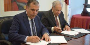 U. Autónoma potenciará trabajo técnico de la Dirección Provincial de Educación de Talca
