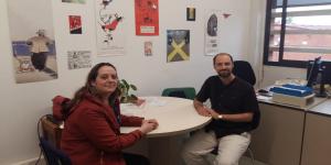 Investigadora de la Autónoma se reúne con destacadas universidades en España