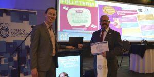 Directores de especialidades odontológicas participaron en encuentros en Brasil y Argentina