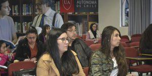 Charla de gerontologización de las profesiones para egresados y titulados