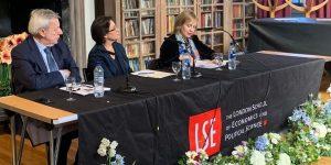 Directora de Instituto de Investigación en Derecho fue invitada a exponer en universidades de Londres