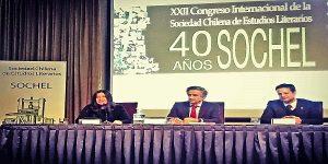 Investigadora de la Facultad de Educación participó en Congreso Internacional de la SOCHEL