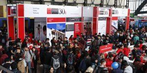 Universidad Autónoma presente en feria de orientación universitaria más importante del país