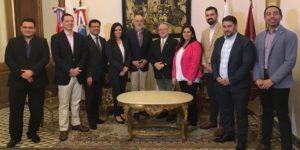 Académicos de Facultad de Ingeniería exponen sus investigaciones en U. Politécnica y Artística de Paraguay