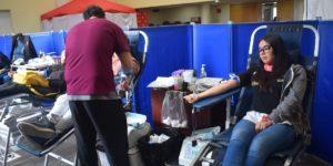U. Autónoma destaca en donación altruista de sangre