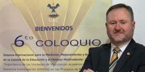 Director de Odontología expuso en seminario internacional sobre aseguramiento de la calidad