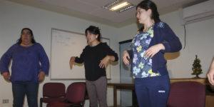 Clínica Psicológica realizó taller sobre regulación del estrés situacional en Hospital Regional