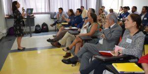 Académicos trabajan temática de innovación curricular con el TEC de Monterrey en Talca