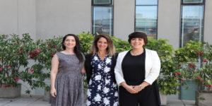 Comitiva UA se reunió con universidad ecuatoriana para compartir experiencias en contexto de crisis social