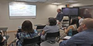 Encuentro de Directores de clínicas psicológicas y programas se realizó con éxito en sede Santiago