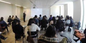 """Corporación """"Formando Chile"""" reconoció aporte de U. Autónoma a su programa de Preuniversitario"""