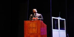 CongresoFuturo: Dr. Pablo Contreras expuso sobre protección de datos personales en el uso de Inteligencia Artificial