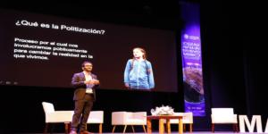 CongresoFuturo: Investigador del ICHEM expuso sobre la politización de Chile en los últimos 30 años