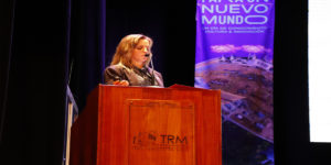 CongresoFuturo: Dra. Fabiane Manke moderó charla de Cambio Climático