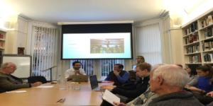 Investigador del ICHEM realizó estancia postdoctoral en Universidad de Oxford