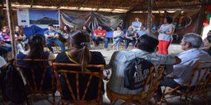 U. Autónoma indaga estado de emprendedores indígenas apoyados por Sercotec