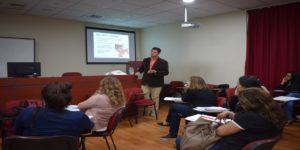UA es la única institución chilena que capacita en programa de salud neonatal STABLE