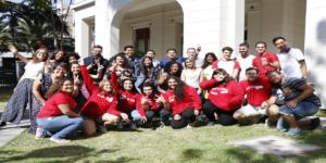 UA dio bienvenida a estudiantes de intercambio con charla informativa