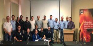Investigador de la Autónoma dicta curso sobre Psicología de la Emergencia a Bomberos de Puerto Varas